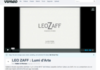 Immagine frame del video di Leo Zaff / Book Opere Artistiche